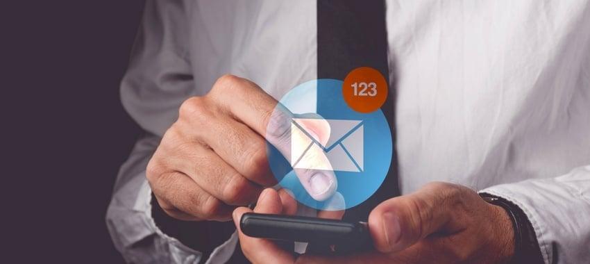 email marketing pharma reps