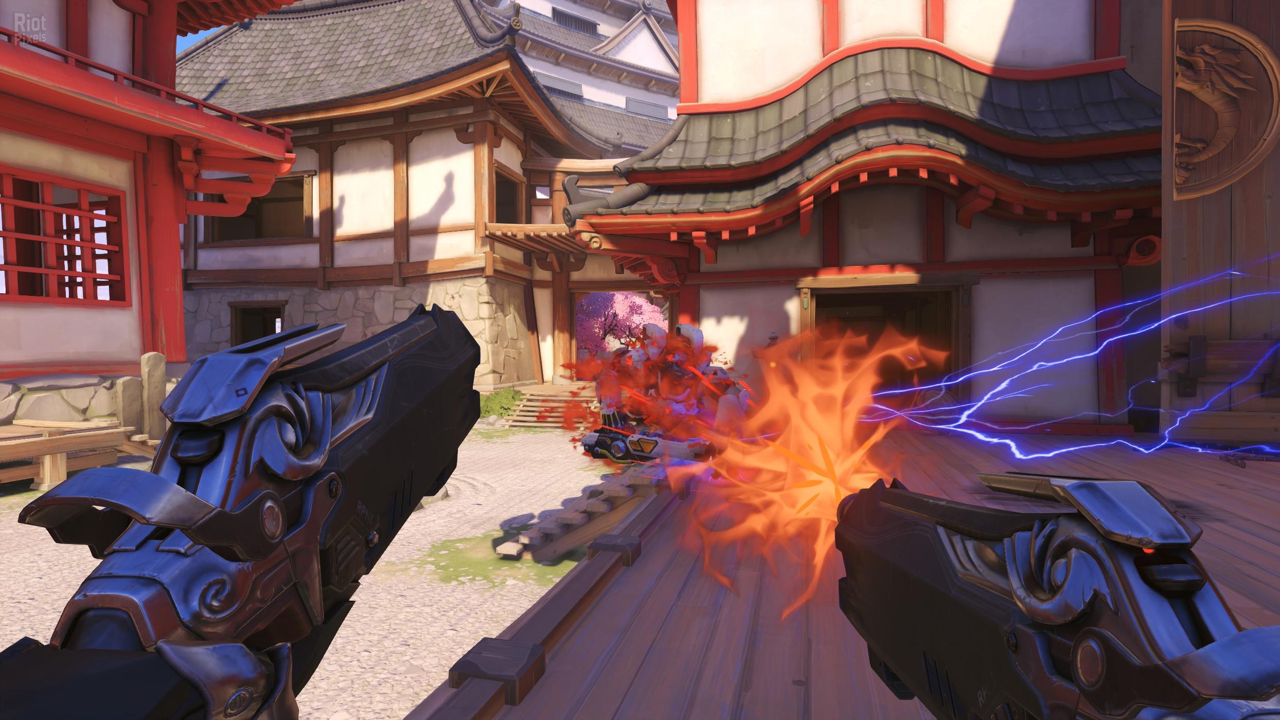 parceiros Overwatch com Dolby para o evento esports