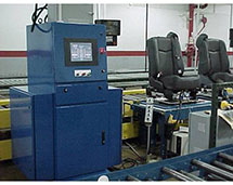 Production Seat Test Systems