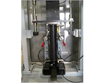 RV Leveling Actuator Test Stand
