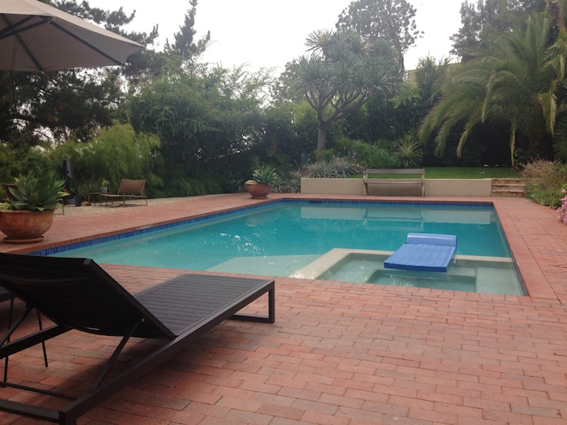 Los angeles pool design photos burbank studio city pasadena for Pool design los angeles