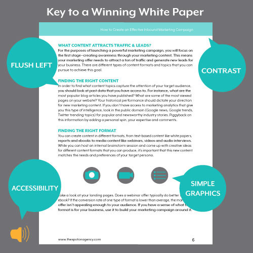 White Paper Format Examples Homework Help