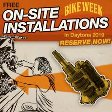 daytona-installs