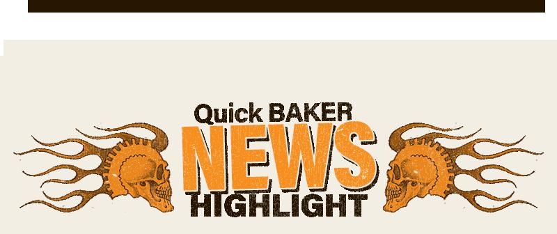 BAKER Monthly News Highlight