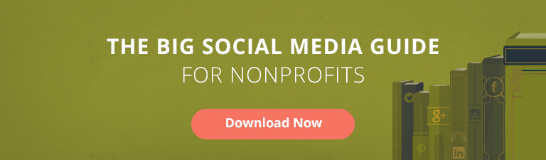 social media guide for nonprofits