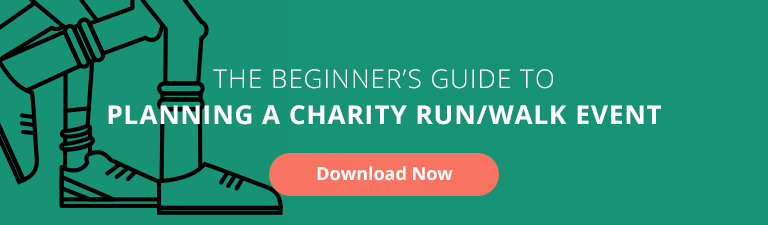 run/walk guide for nonprofits