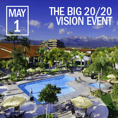 The Big 20/20 Vision Event