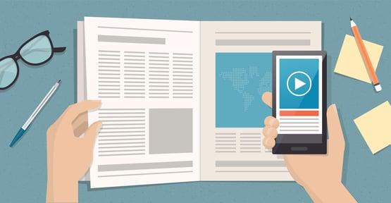 Augmented reality gir avisannonsen nytt liv