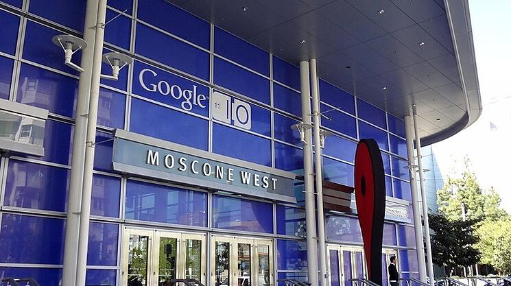 Google-IO-Moscone-inngang