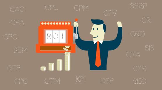 Forkortelser og begreper i digital markedsføring