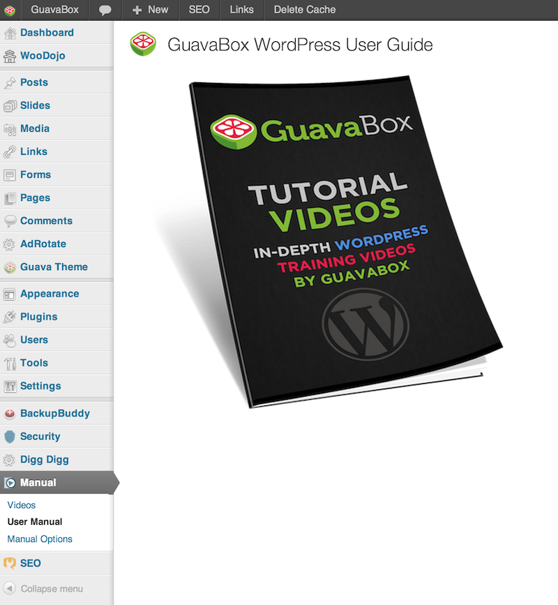 GuavaBox User Training Manual