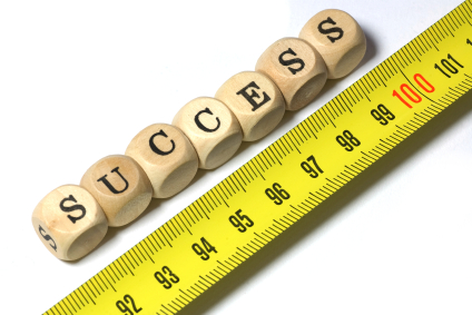 Measuring Success is the Key to Improvement