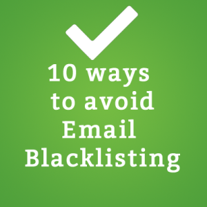 Avoid Email Blacklisting