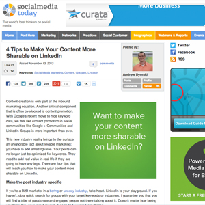 3 Creative Ways to Find Inbound Marketing Content Ideas from Old Blog Posts