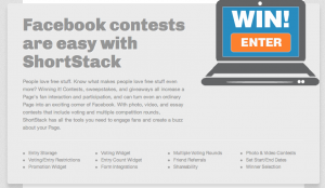 Short Stack Custom Facebook Tabs and Contests - GuavaBox Strategic Inbound Marketing