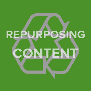 Repurposing Content For Lead Generation