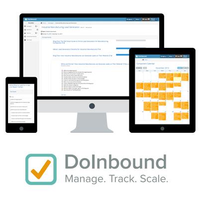 DoInbound Inbound marketing campaign management