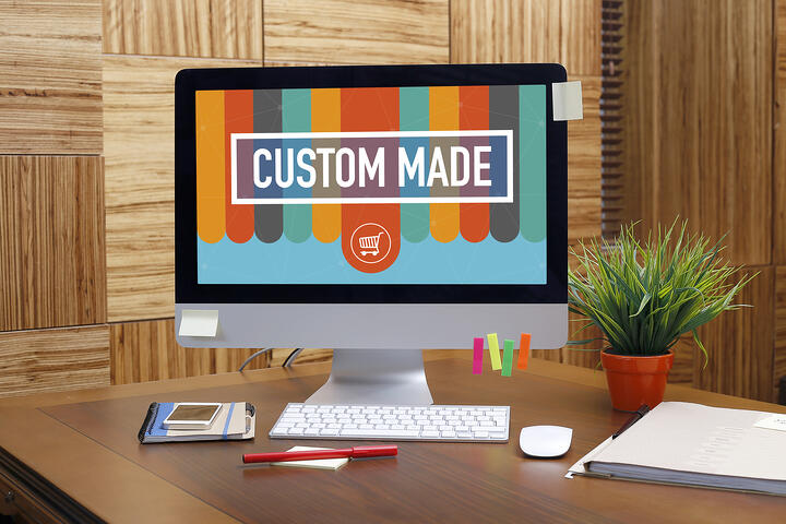 Using Custom Website Development to Differentiate Your Brand