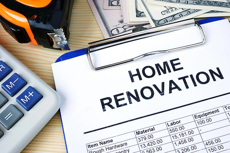 Follow These Tips to Keep from Exceeding Your Renovation Budget