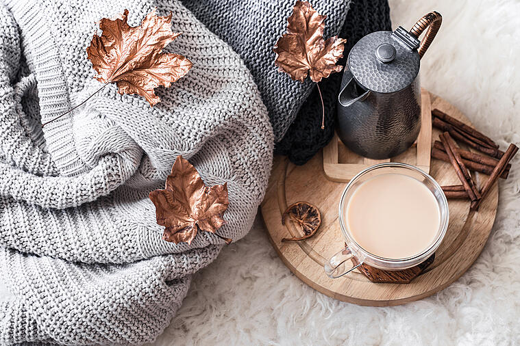 Add Coziness to Your Home with These Fall Touches