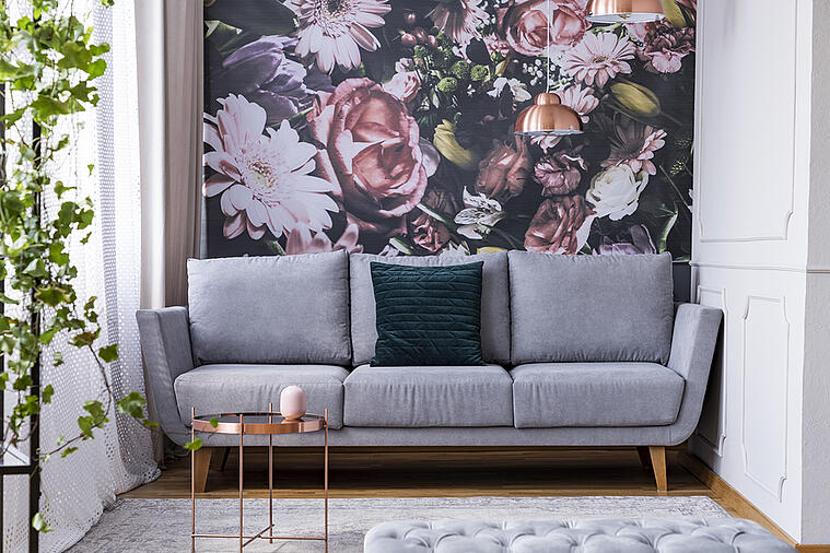 These Are the Top Wallpaper Designs for Spring 2020