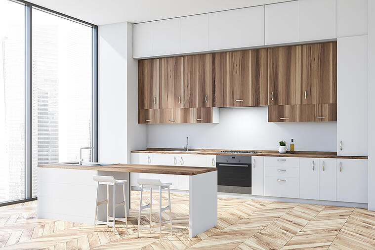 Find Window Shades that Enhance Your Kitchen Design at Polar Shades