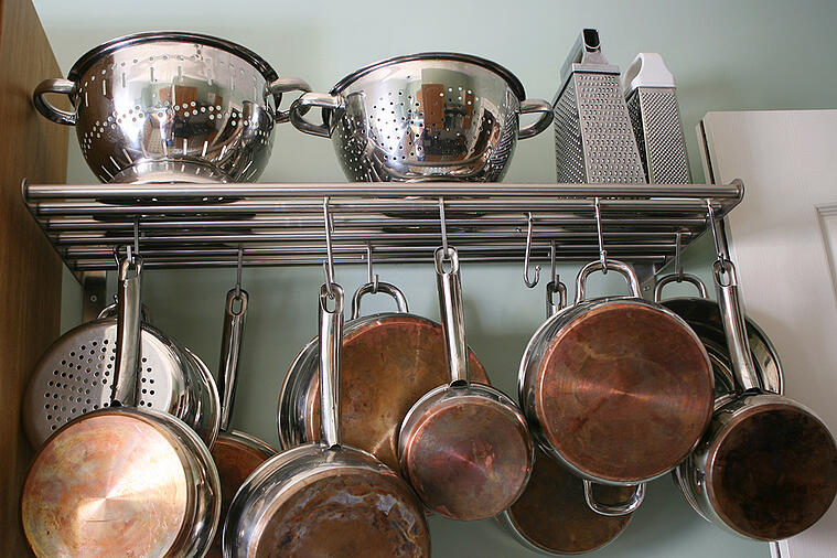 Maximize Your Kitchen. Storage with These Tips