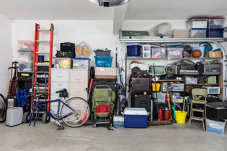 Organize Your Garage with These Tips