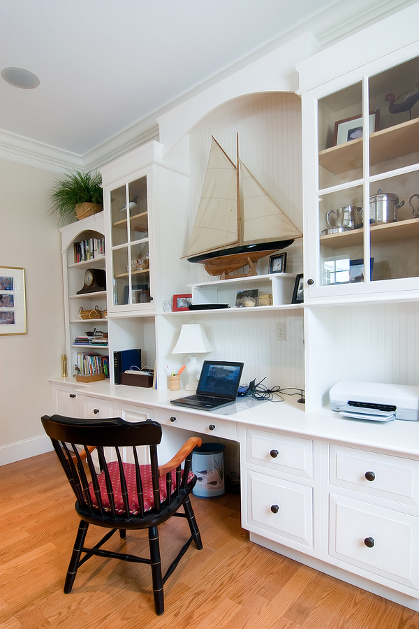Keep These Measurements in Mind When Creating Your Home Office