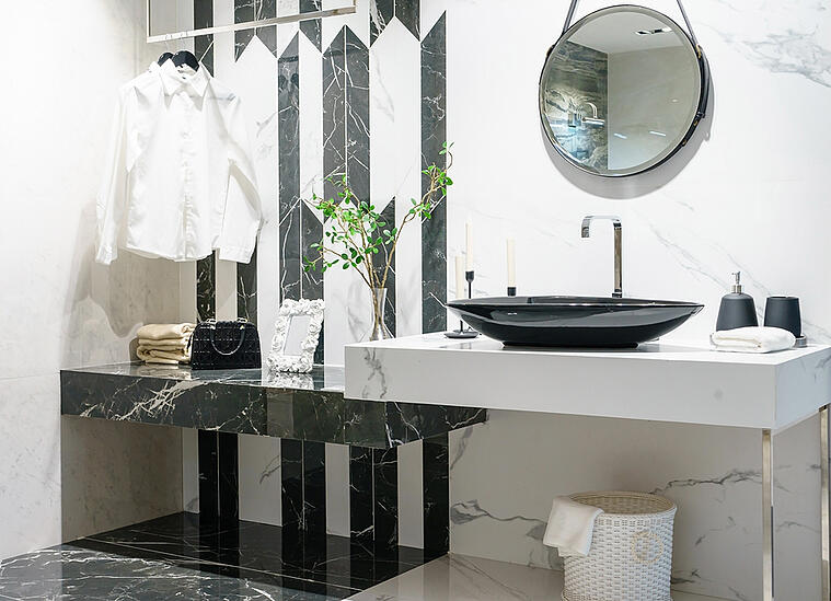 Use These Tips to Give Your Bathroom a Quick and Easy Facelift