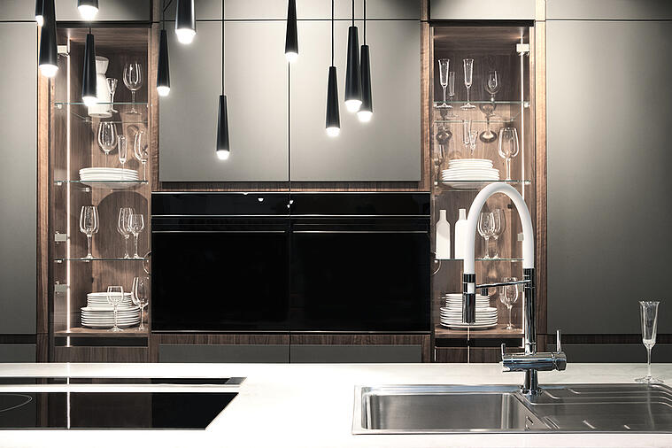 Incorporate These New Trends into Your Kitchen Design