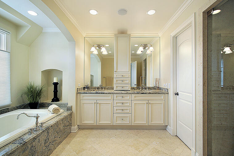 Add These Features to Make Your Master Bathroom a Place of Zen