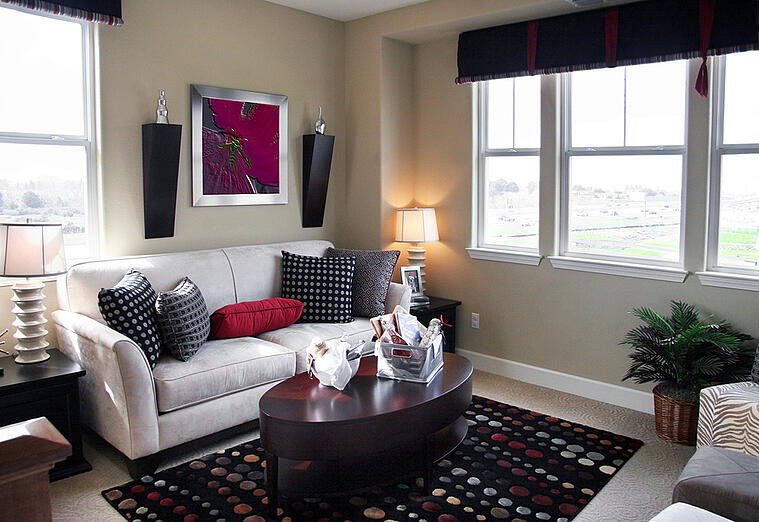 Follow These Interior Design Tips for a Stylish Living Room