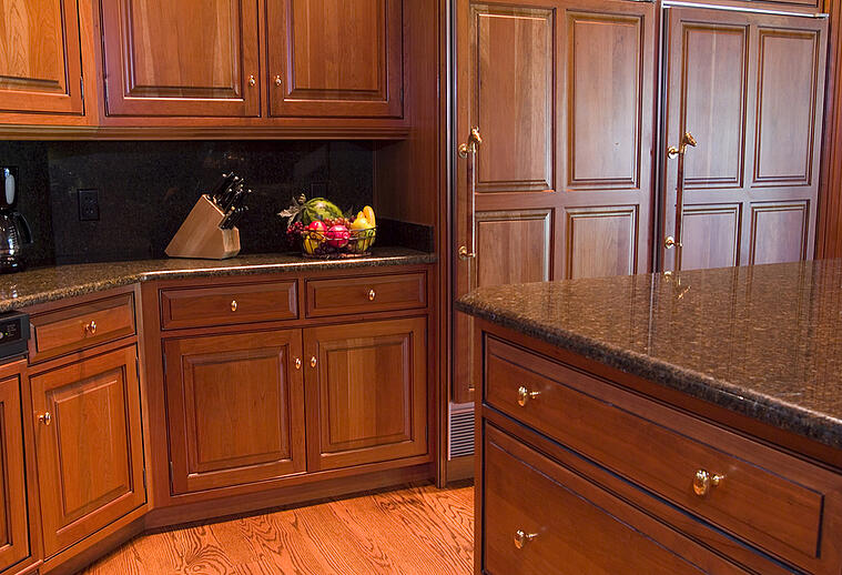 Keep Your Wood Cabinets Clean with These Tips