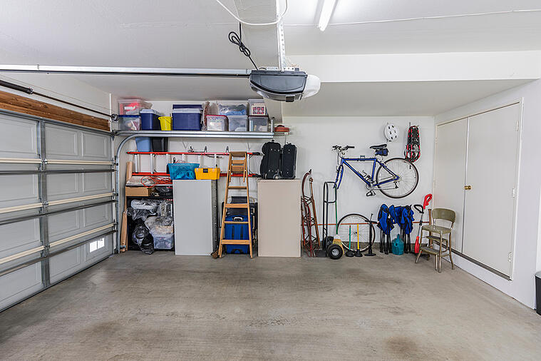 Easily Clean Your Entire Garage with These Tips
