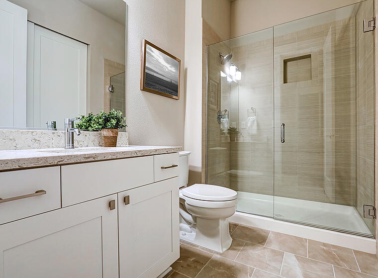Follow These Tips to Create a Transitional Style in Your Bathroom