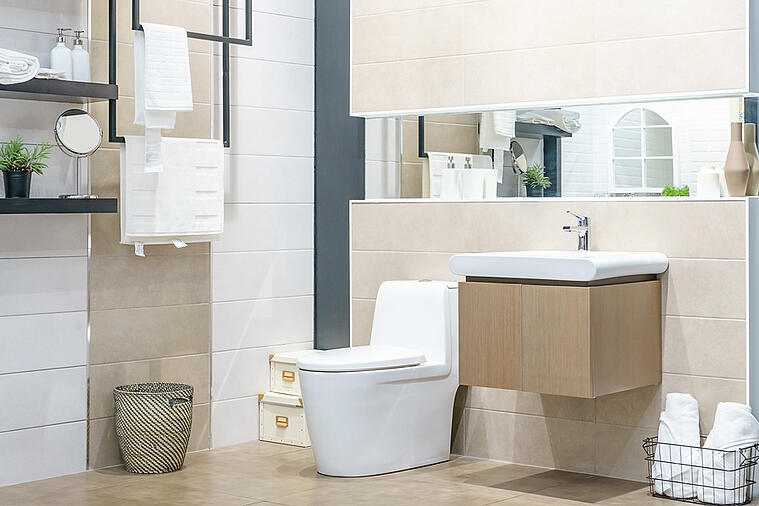 Use These Tips to Make Your Bathroom Feel Brighter and More Open