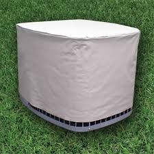An AC cover could be a good thing for your summer home.