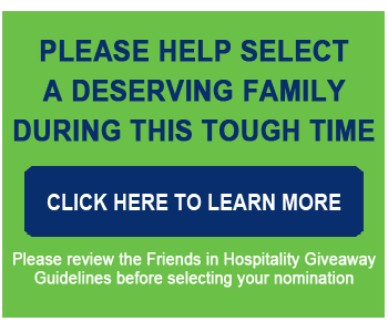 Do You Have a Friend in the Hospitality Industry Who Needs a FREE A/C?