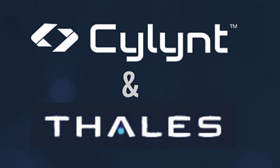 Thales and cylynt logos