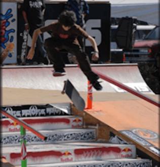 skateboard thumb
