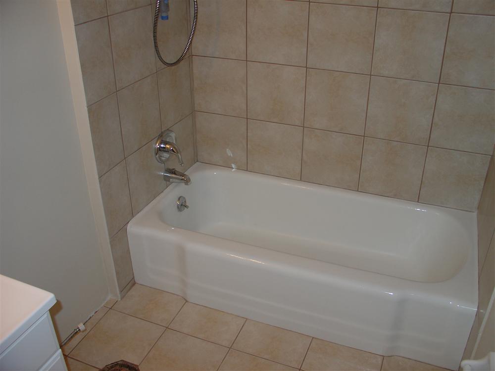 Contemporary Glazing Bathroom Tile And Bathtub In Columbia Sc Inside Ideas