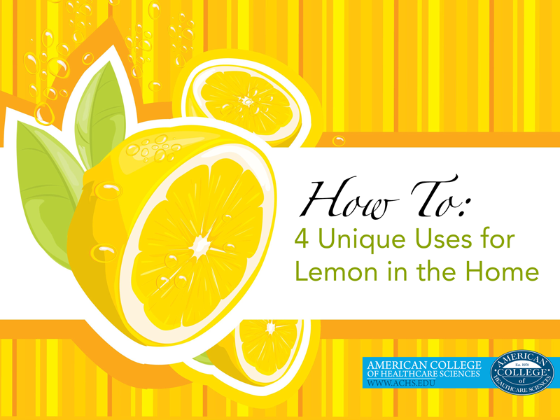 How to 4 unique uses for lemon in the home - Unusual uses for lemons ...