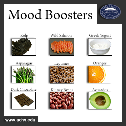 Holistic Nutrition 9 Foods To Boost Your Mood