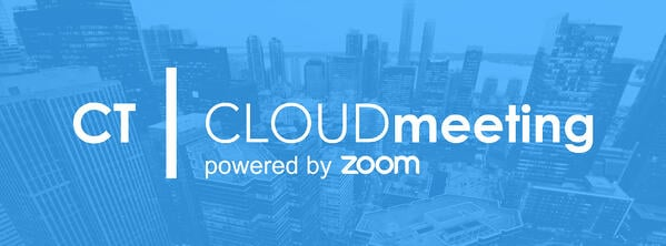 CT Cloud Meeting Powered by Zoom