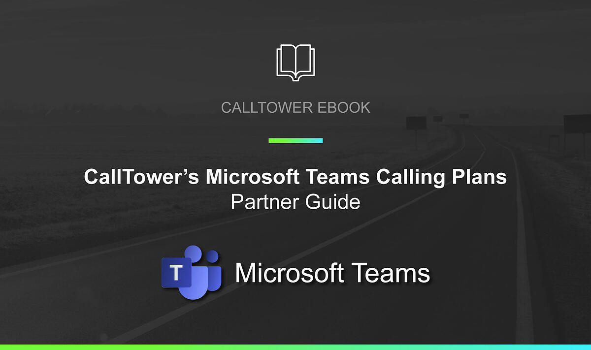 Microsoft Teams Calling Plans Partner Guide