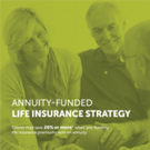 Annuity Funded Life Insurance Strategy