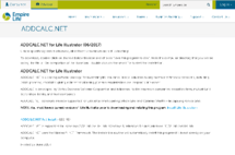 Download the new ADDCALC.NET