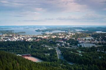 Kuopion suosioasuinpaikkana on huimassa nousussa