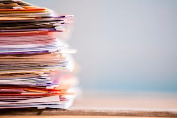 Miten kontrolloida paperisekasortoa?